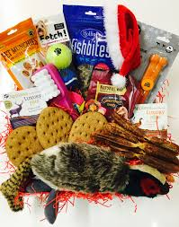 Pet Gift Baskets Luxury Christmas Pet Gift Box At Smiths