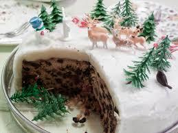 Christmas Cake For Kids Ideas