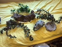 vivarium ornaments 50 in barnet gumtree