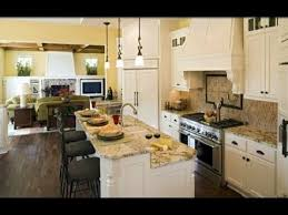 Kitchen Living Space Ideas Open Concept Kitchen Living Room Floor Plans Open Concept Kitchen