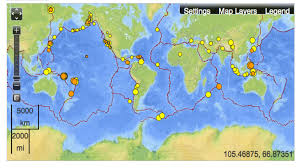 us geological earthquake map mapping fault lines in earthquake maps musings on maps