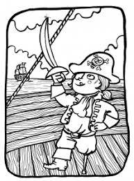 pirates coloring pages kids print u0026 color