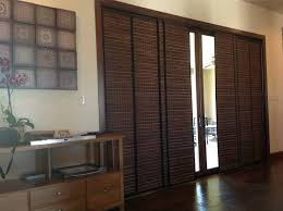 Panel Blinds For Sliding Glass Doors Sliding Panels Tracks Are A Great Choice In This Modern Bedroom
