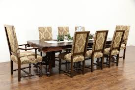 Walnut Dining Room Table Sold Victorian Eastlake 1880 Antique Walnut Dining Table 6