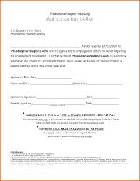 Authorization Letter Claim Passport Dfa Sle Passport Authorization Letter