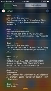 how black friday notifications amazon the 10 best notification center tweaks for your iphone ios