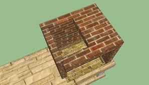 brick bbq pit plans gratar pinterest bricks outdoor and