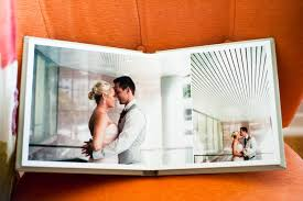 Leather Bound Wedding Album Product Sample Spotlight Simple Wedding Books Caitlin Mcweeney