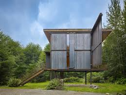 Building A Small House 7 Clever Ideas For A Secure Remote Cabin