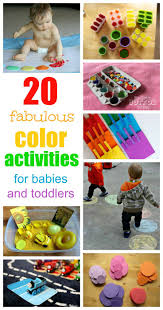 135 best teaching toddlers colors images on pinterest preschool