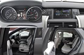 land rover lr4 2015 interior 2015 land rover discovery sport review the truth about cars