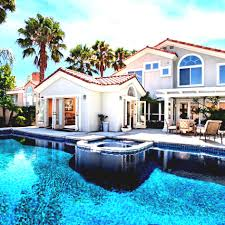 Houses With Pools Big Mansions With Pools On The Beach Interior Design