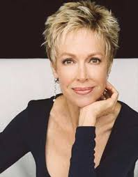 the blonde short hair woman on beverly hills housewives 285 best hairstyles for women over 50 images on pinterest grey