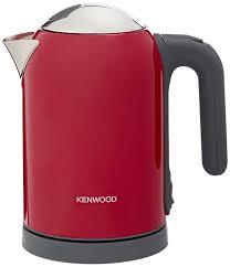 Kenwood Kettle And Toaster Kenwood Scene Kettle Zjm180rd Red Amazon Co Uk Kitchen U0026 Home