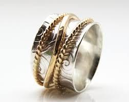 ring spinner spinner ring etsy