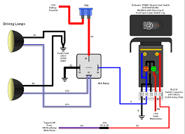 4 pin relay wiring diagram horn on 4 download wirning diagrams
