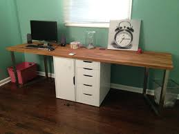 Ikea Home Office Furniture Uk Captivating Creative Workspace Ideas For Couples Office Style Ikea