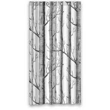 Marimekko Shower Curtains Birch Tree Shower Curtain 53 Stunning Decor With Marimekko Kaiku
