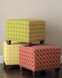 ottomans and cubes furniture pinterest ottomans green