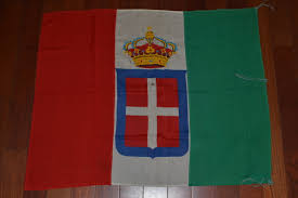 Italian Fascist Flag Bandiere Rare Now Almost Unobtainable Italian Military