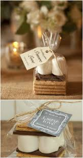 smores wedding favors 40 frugal diy wedding favors your guests will actually want to