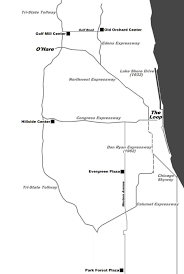 Michigan City Outlet Mall Map by Mall Hall Of Fame January 2008