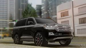 mobil yamaha lexus toyota land cruiser 2016 for gta san andreas