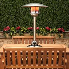 tabletop patio heater stainless steel table top gas patio heater with adjustable heat