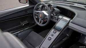 porsche concept 918 spyder 2013 porsche 918 spyder concept interior hd wallpaper 7