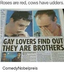 Memes For Lovers - 25 best memes about gay lovers find out they are brothers