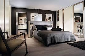 chambre avec dressing et salle de bain suite parentale confort mobalpa