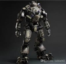 2017 20151036 titanfall pvc play arts figure collection pa