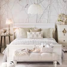 papier peint chambre adulte sublimez vos intérieurs en mettant un papier peint blanc bedrooms