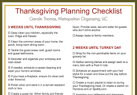 thanksgiving countdown stay organized with this printable planner
