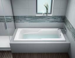 Americh Bathtub Reviews Acryline Roma 7232 Rectangular Bathtub