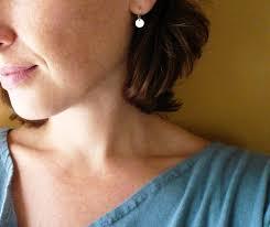 earrings everyday gold coin earrings gold dot earrings gold drop earrings in
