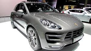porsche macan interior 2014 porsche macan turbo exterior and interior walkaround 2014