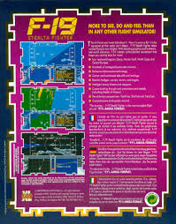 classicamiga com f 19 stealth fighter