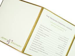 wedding program card stock z fold blank cards invitations weddings lci paper