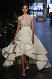 high to low wedding dress high low wedding dress would you wear it weddingdash