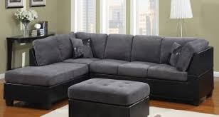 Black Leather Sectional Sofas Living Room Design Best Leather Sectional Sofas Part Iv Black