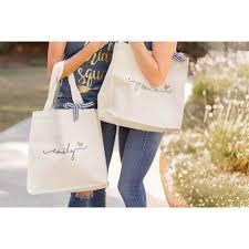 bridesmaid gift bag bridesmaid tote bag personalized bridesmaid gift of honor