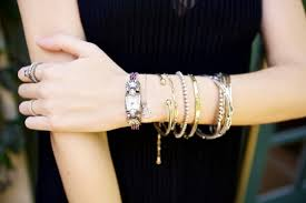stacking bracelets ideas for stacking bracelets style wile