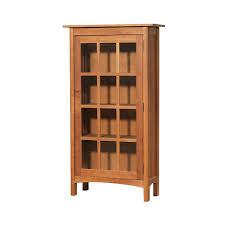 Glass Door Bookshelf Bookcases U0026 Bookshelves Vermont Woods Studios