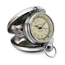 dalvey st elmo travel alarm clock