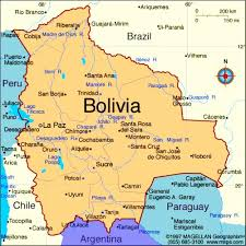 bolivia on world map bolivia maps travel map of bolivia bolivian geography facts