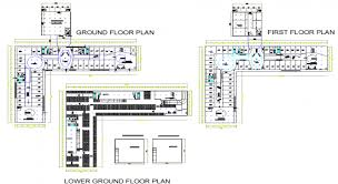 autocad file shopping mall