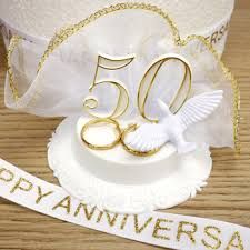 50th wedding anniversary cakes 50th wedding anniversary cake decorations