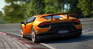 lamborghini huracan performance focused on performance the lamborghini huracán performante