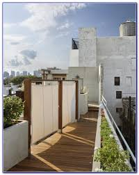 outdoor deck privacy curtains decks home decorating ideas